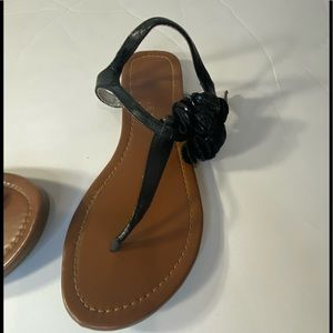 Rampage Rosebud Sandals Size 8 3/$15 Sale